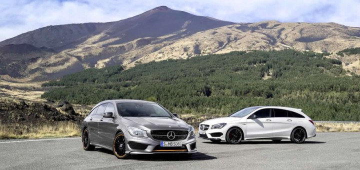 Mercedes-Benz CLA 250 4MATIC AMG Line