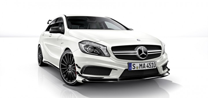 A-Class front
