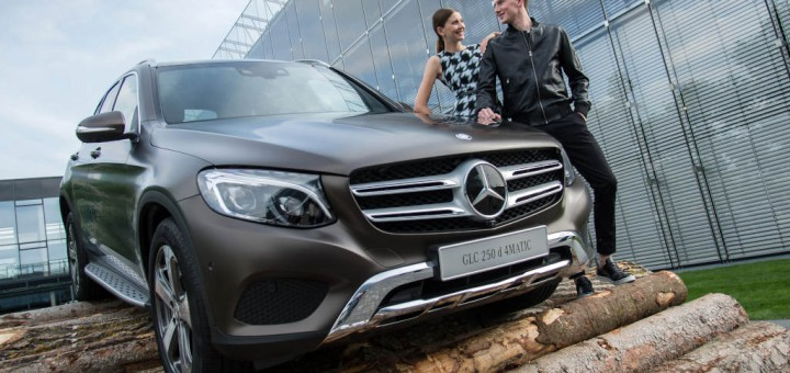 Weltpremiere: Der neue Mercedes-Benz GLC, Metzingen 2015World Premiere: The new Mercedes-Benz GLC, Metzingen 2015
