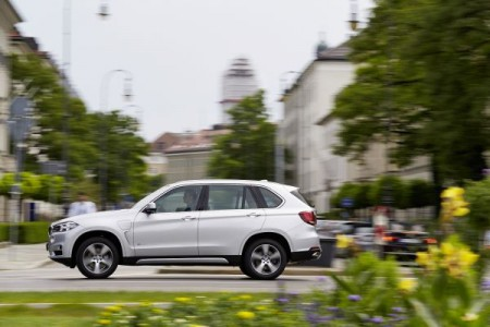 x5 running in the city