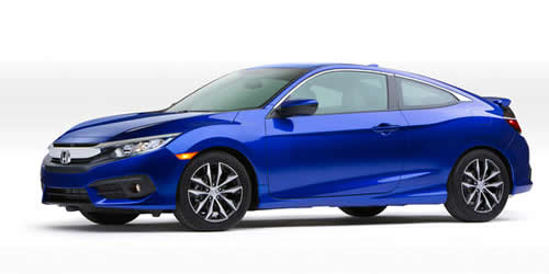 2016 civic coope