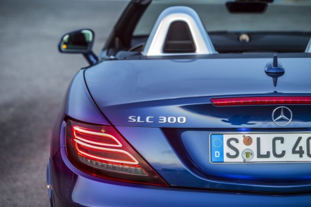 Mercedes Benz SLC 300