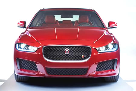 jaguar xe 2017 model