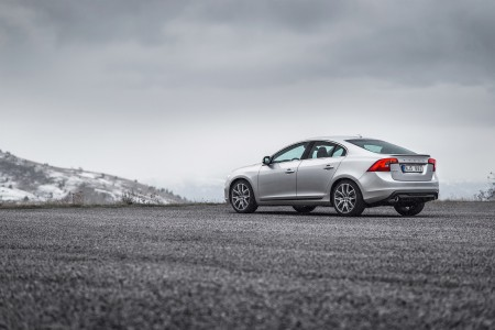 Volvo S60 with Polestar Parts