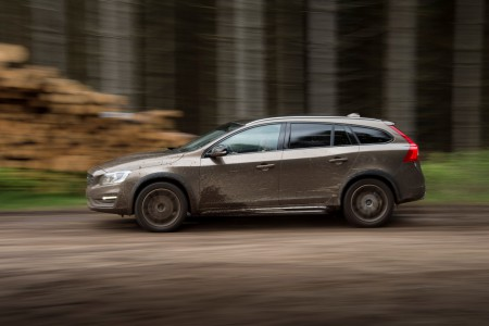 Volvo V60 Cross Country - model year 2016